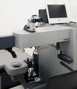 Allegretto Eye-Q is one of the fastest lasers in the world - ideal for laser eye surgery.