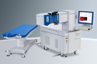 Swivelling Patient Bed