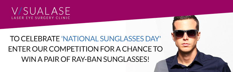Visualase support National Sunglasses Day!