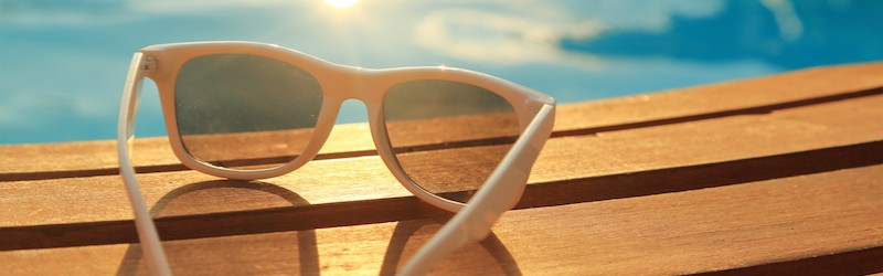 Information about having laser eye surgery before going on holiday from Visualase, Bolton