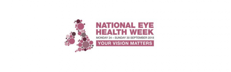 Visualase support Eye Health Week 2018