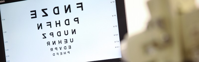 25% off eye tests for life after laser eye surgery with Visualase.