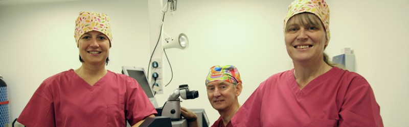 Laser eye surgery is VAT exempt
