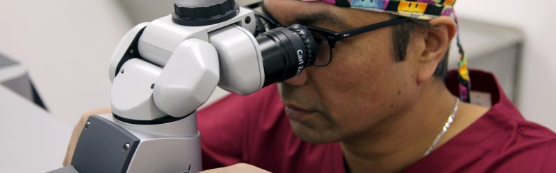 Laser Eye Surgery with Astigmatism