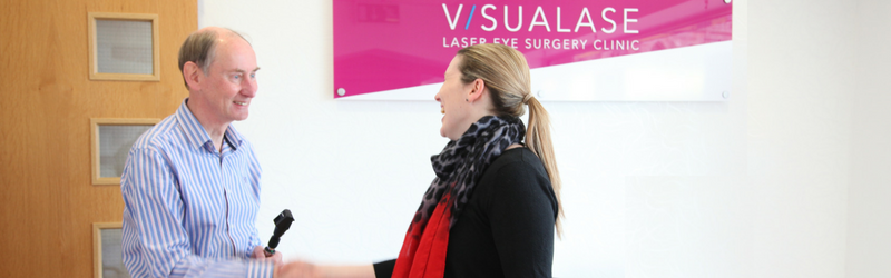Why choose Visualase for your laser eye surgery?