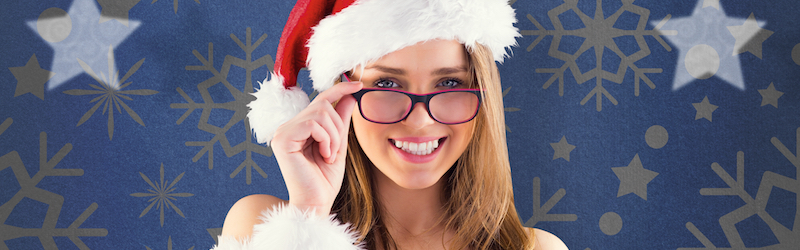 Give the gift of clear vision this Christmas with Visualase